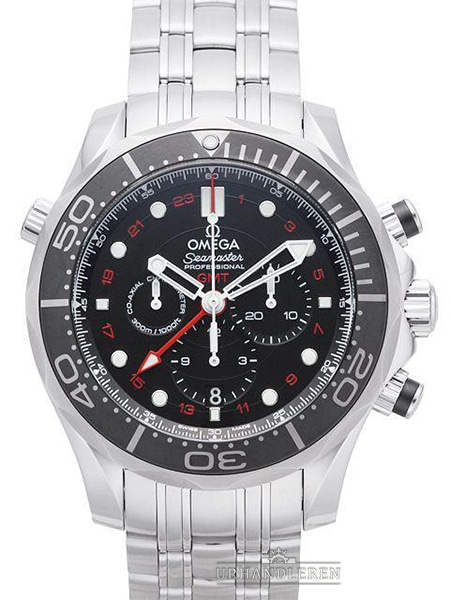 Omega Seamaster Diver 300m Co-Axial, 44mm