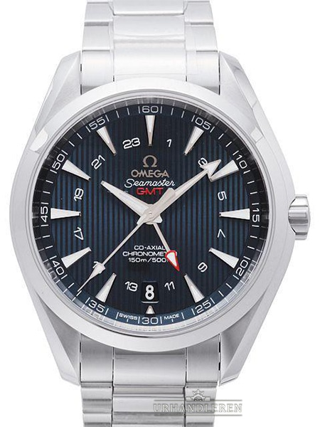 Omega Seamaster Aqua Terra GMT 43 mm