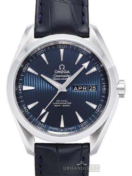 Omega Seamaster Aqua Terra Annual Calendar 43 mm