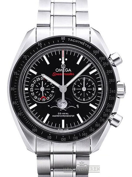 Omega Speedmaster Moonwatch Moonphase Chronometer