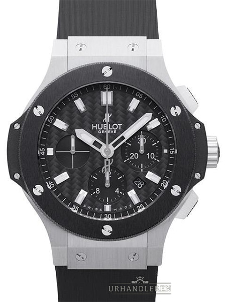 Hublot Big Bang Steel Keramik