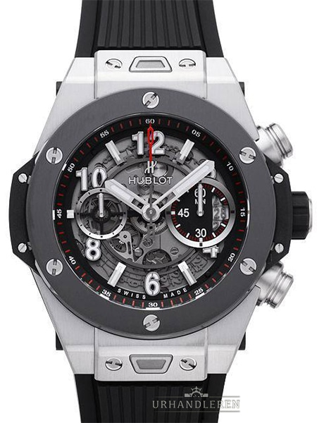 Hublot Big Bang Unico Titan Keramik