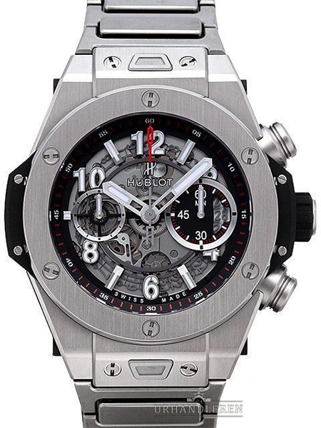 Hublot Big Bang Unico Titan Bracelet