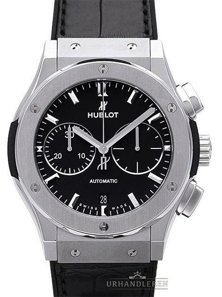 Hublot Classic Fusion Chronograph Titan