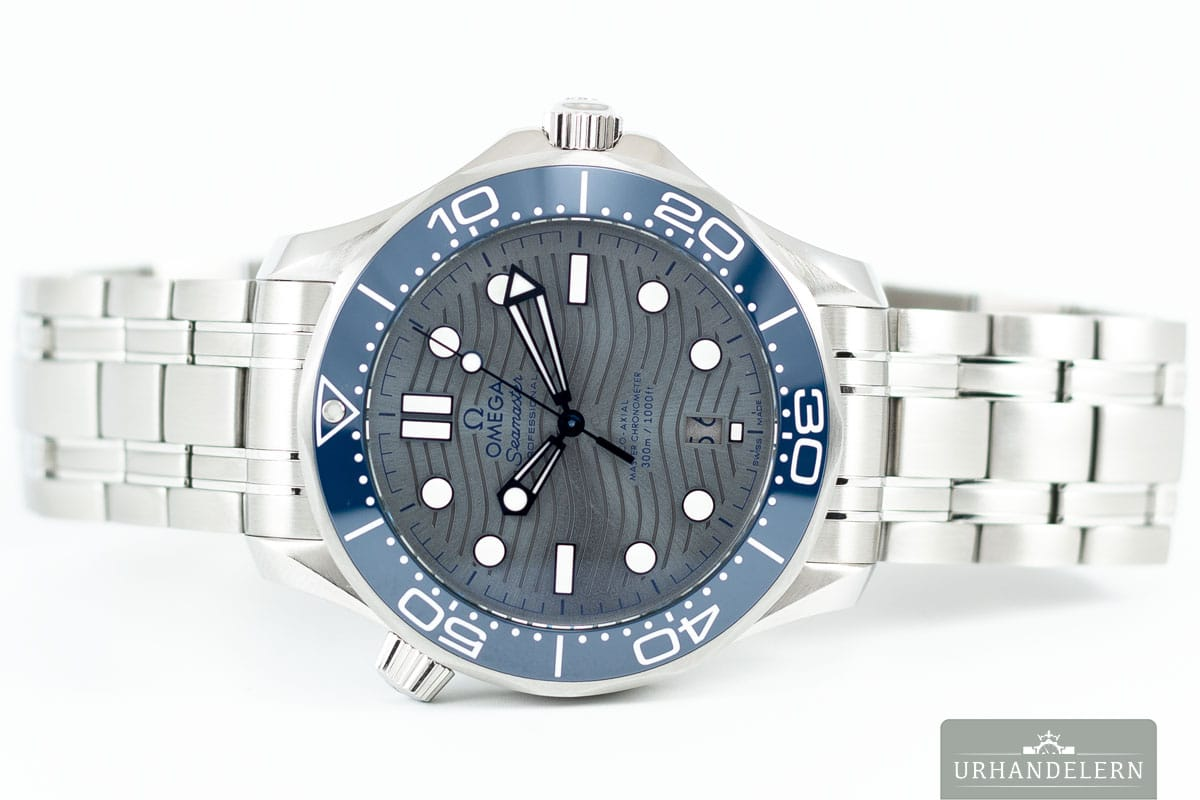 Omega Seamaster Diver 300m Co-axial, 42mm