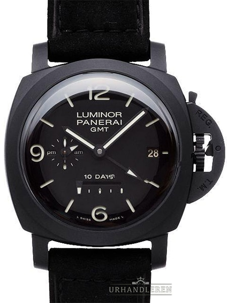 Panerai Luminor 1950 10 Days Automattic GMT Keramika