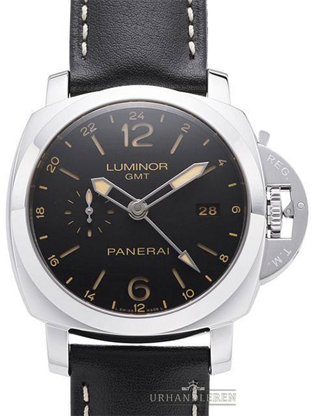 Panerai Luminor 1950 3 Days GMT 24H Automattic Acciaio