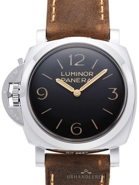 Panerai Luminor 1950 Left-Handed 3 Days Acciaio