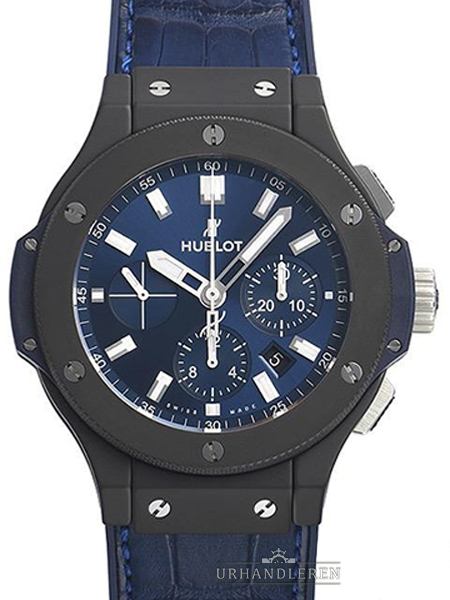 Hublot Big Bang Keramik blau