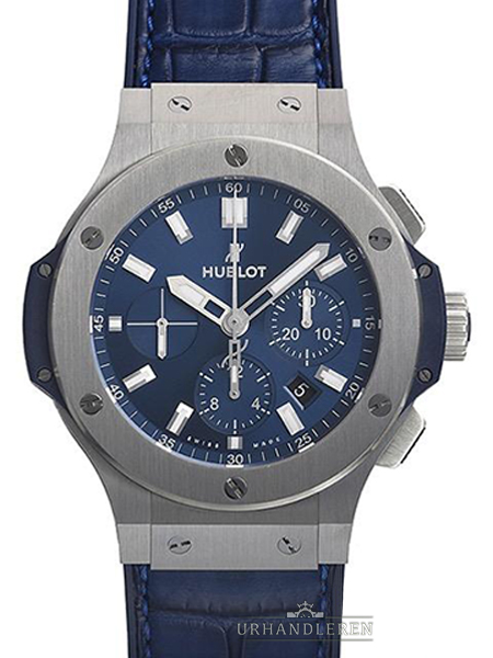 Hublot Big Bang Steel blau