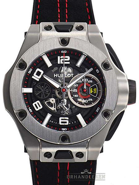 Hublot Big Bang Ferrari Unico Titan