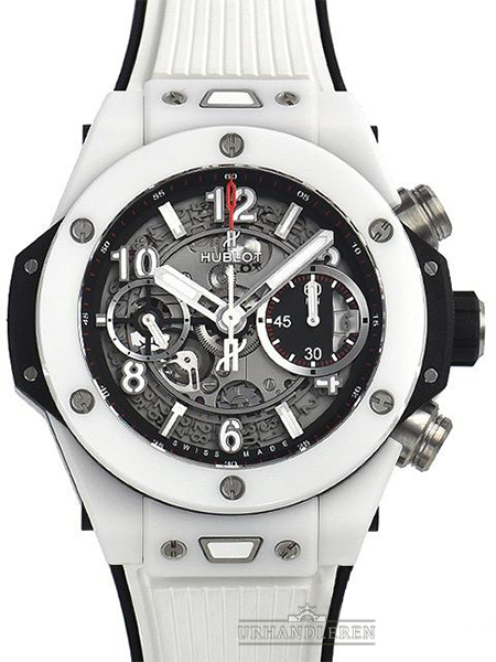 Hublot Big Bang Unico White Keramik 42mm