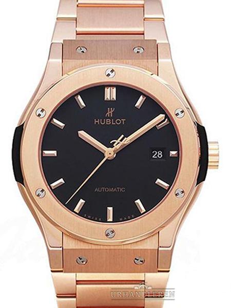 Hublot Classic Fusion King Gold Bracelet