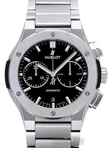 Hublot Classic Fusion Chronograph Titan Bracelet