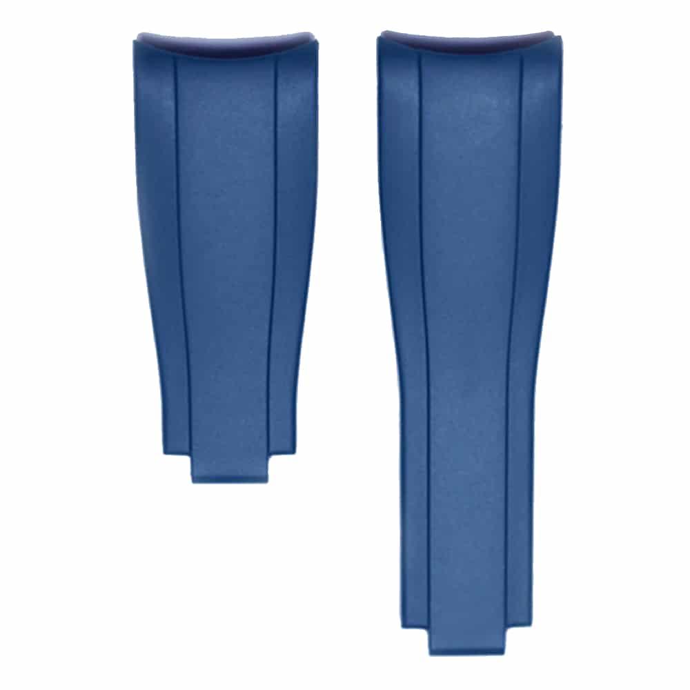 Everest Kautschukarmband für Faltschließe - Blue