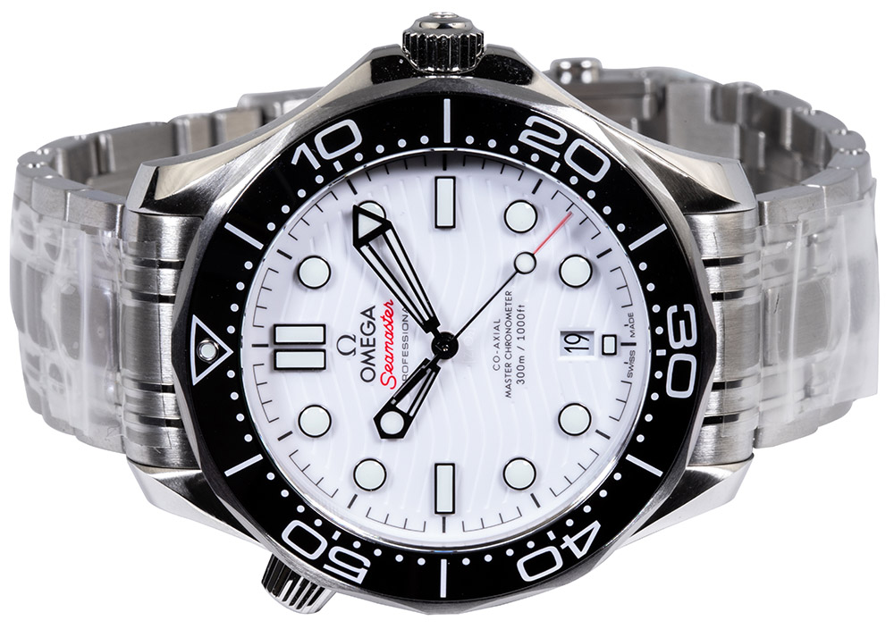 Omega Seamaster Diver 300momega Co‑Axial Master Chronometer 42mm
