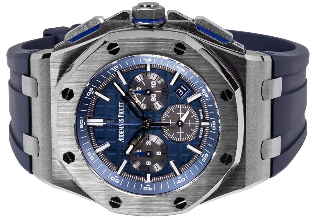 ROYAL OAK OFFSHORE AUTOMATIK CHRONOGRAPH
