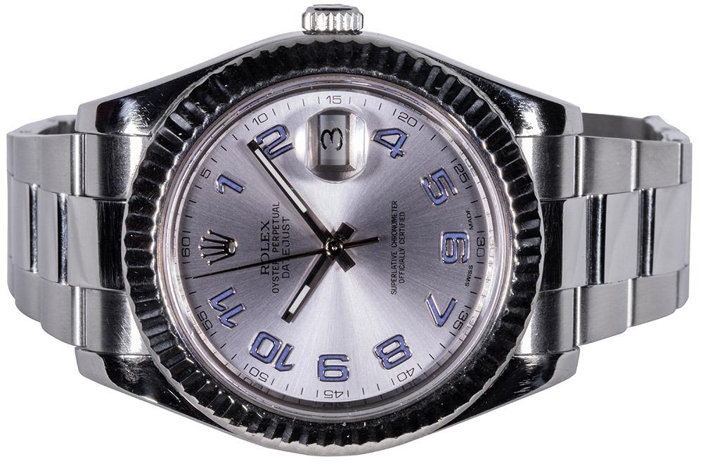 """Rolex Datejust II """"Arabic dial"""""""