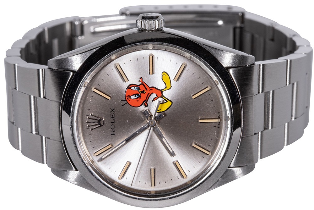 "Rolex Oyster Perpetual Precison ""Tweety"""