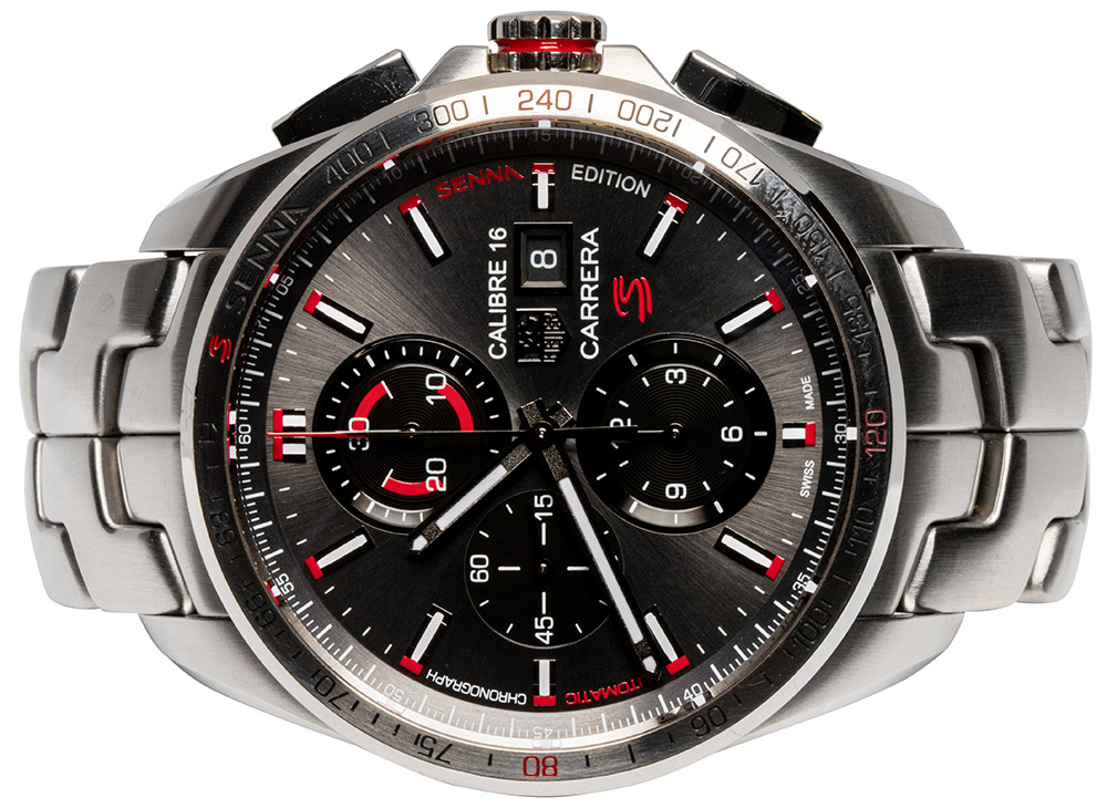 TAG Heuer Carrera Calibre 16 -Limited Edition Senna