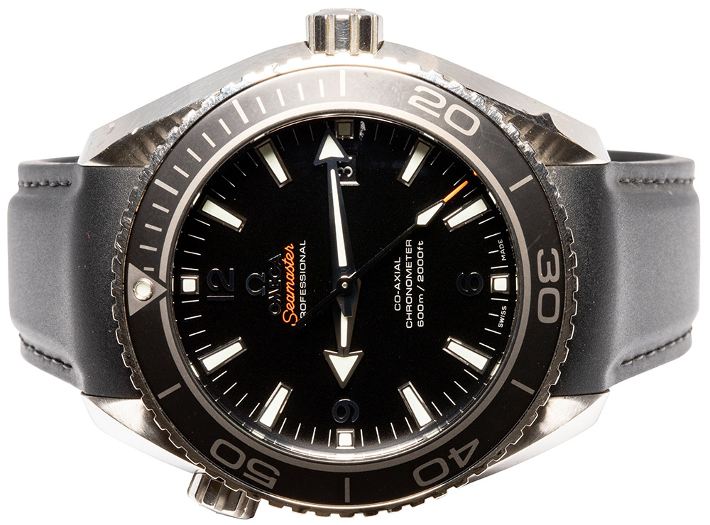 Omega Seamaster PLANET OCEAN 600M CO‑AXIAL 45.5 MM