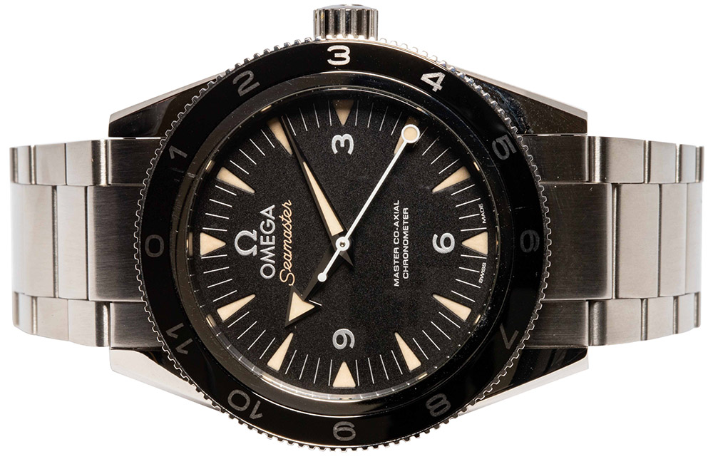 "Omega Seamaster 300 Limited Edition ""Spectre"""