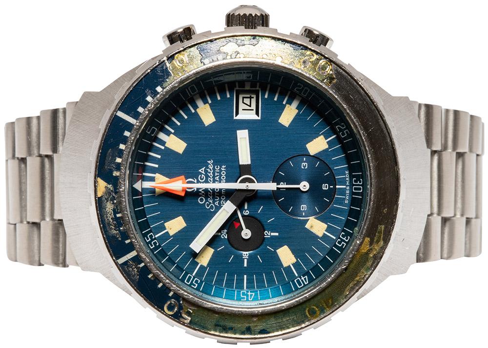 "Omega Seamaster ""Big Blue"""