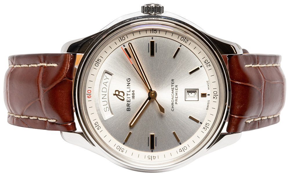 Breitling Premier Automatic Day Date 40