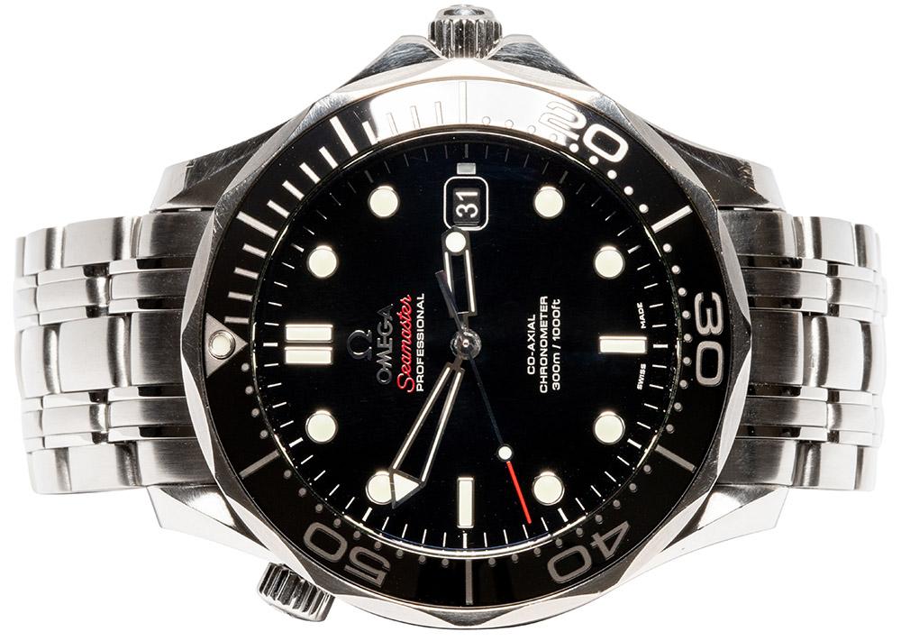 Omega Seamaster Diver 300m 41mm