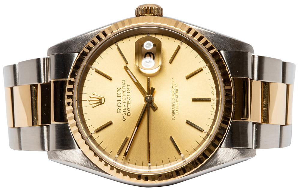 Rolex Datejust 36mm G/S 16233