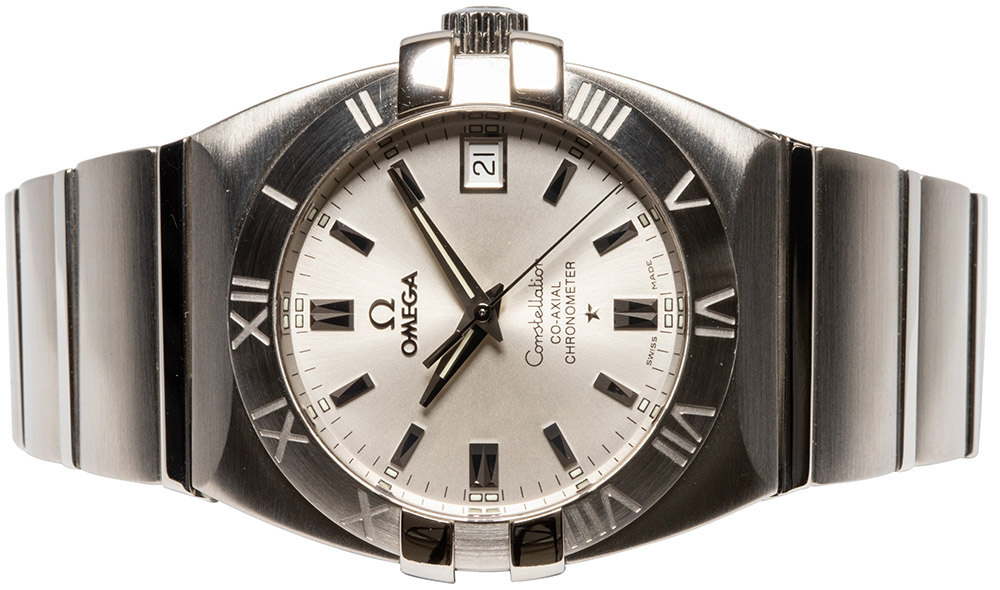 Omega Constellation Double Eagle Chronometer