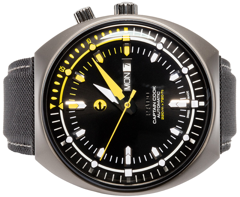 RADO TRADITION CAPTAIN COOK MKIII