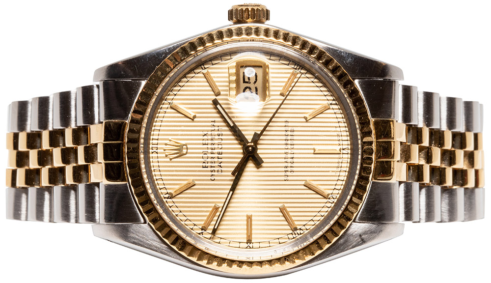 Rolex Datejust 36 Tapestry Dial 16013