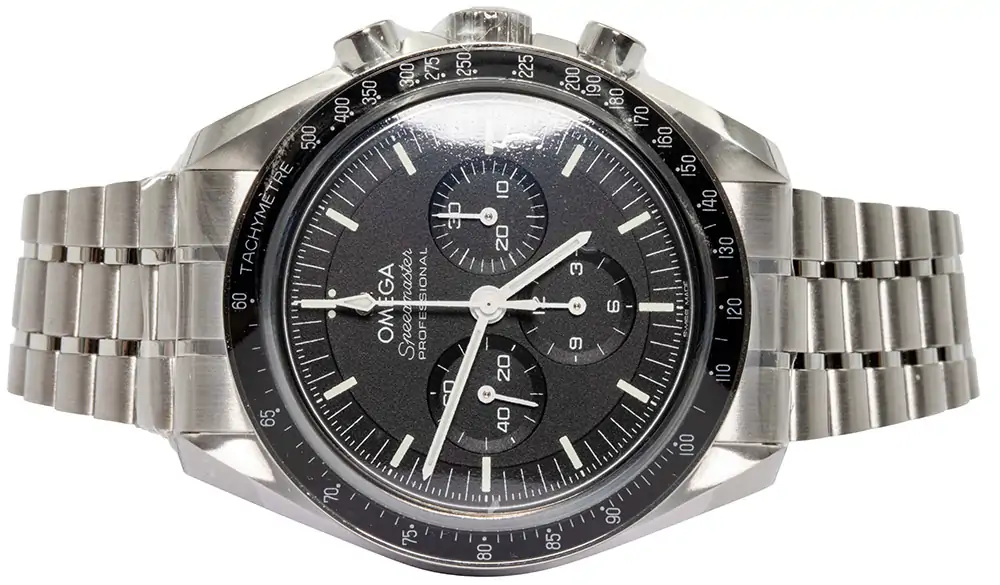 Omega Speedmaster Moonwatch Co-Axial Master Chronometer