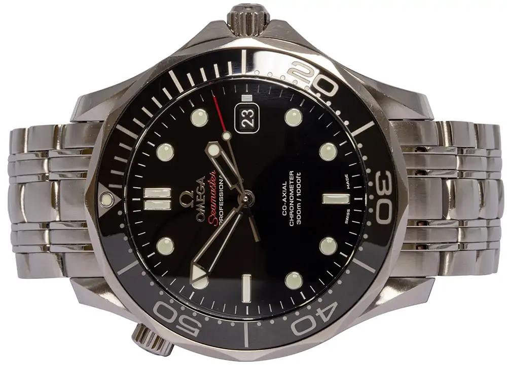 Omega Seamaster Diver 300M 41MM schwarz